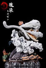Load image into Gallery viewer, Previous Hokage 03 SD Sarutobi Hiruzen - Naruto Resin Statue - LongHu Studios [Pre-Order] - FavorGK