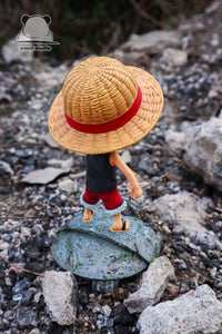SD Scale Finding People Little Luffy - ONE PIECE Resin Statue - Emoji Studios [Pre-Order] - FavorGK