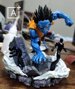 WCF Scale Nightmare Luffy - ONE PIECE Resin Statue - A Plus Studios [Pre-Order] - FavorGK
