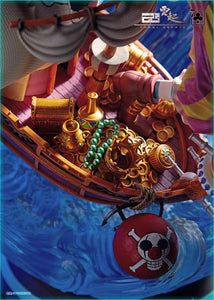 1/7 Scale Buggy - ONE PIECE Resin Statue - YUNQI Studios [Pre-Order] - FavorGK