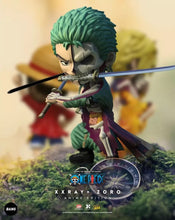 Load image into Gallery viewer, Licensed Semi-anatomical version Roronoa Zoro - ONE PIECE Resin Statue - MIGHTY JAXX & JASON FREENY [Pre-Order] - FavorGK