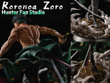 Load image into Gallery viewer, 1/4 & 1/6 Scale Roronoa Zoro - ONE PIECE Resin Statue - Hunter Fan Studios [Pre-Order] - FavorGK