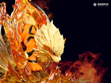Load image into Gallery viewer, Arcanine - Pokemon Resin Statue - ZMS Studios [Pre-Order] - FavorGK