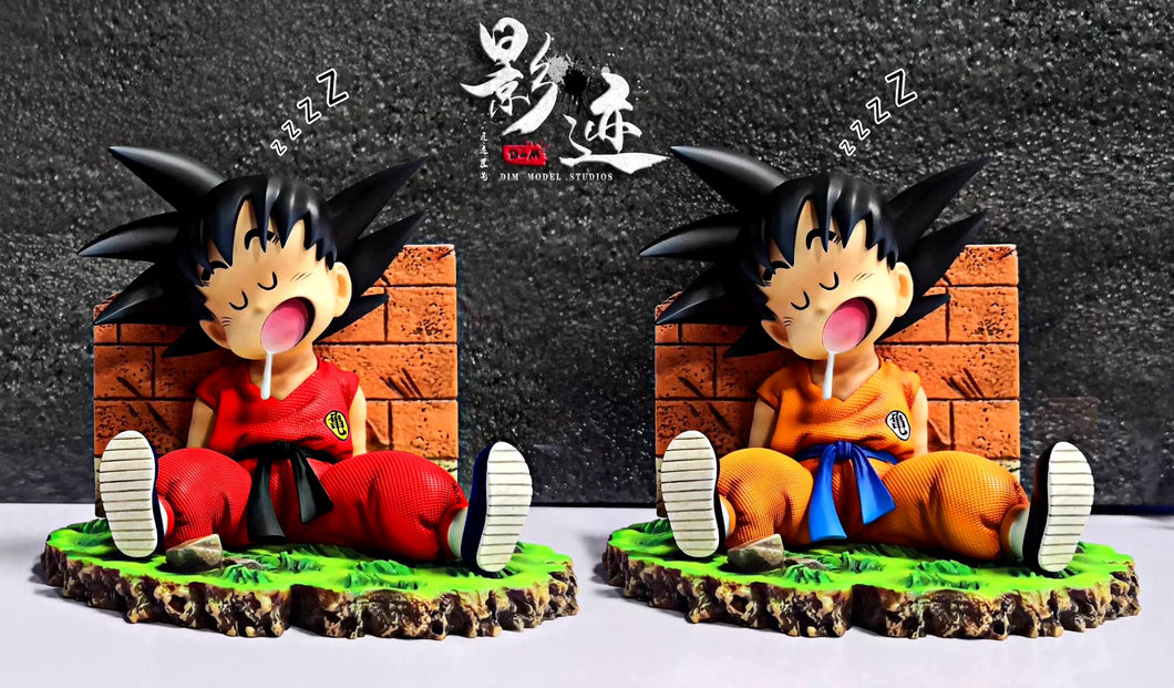 Afternoon Goku - Dragon Ball Resin Statue - D-M Studios [Pre-Order] - FavorGK