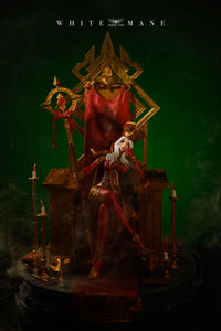 1/5 Scale High Inquisitor Whitemane - Warcraft Resin Statue - Mayflies Studios [Pre-Order] - FavorGK