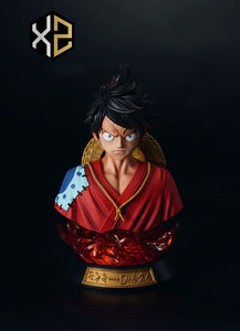 Wano Country Luffy - ONE PIECE Resin Statue - XZ Studios [Pre-Order] - FavorGK