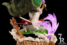Load image into Gallery viewer, WCF Scale Roronoa Zoro - ONE PIECE Resin Statue - 7R Studios [Pre-Order] - FavorGK