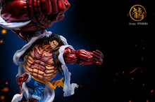 Load image into Gallery viewer, 1/4 & 1/6 Scale Gear fourth Monkey D. Luffy - ONE PIECE Resin Statue - Dragon Studios [Pre-Order] - FavorGK