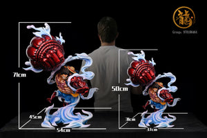 1/4 & 1/6 Scale Gear fourth Monkey D. Luffy - ONE PIECE Resin Statue - Dragon Studios [Pre-Order] - FavorGK