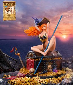 1/4 Scale Treasure Nami - ONE PIECE Resin Statue - Dragon Studios [Pre-Order] - FavorGK