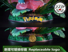 Load image into Gallery viewer, Evolutionary Combination Series Venusaur Family - Pokemon Resin Statue - King Finger Studios [Pre-Order] - FavorGK