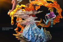 Load image into Gallery viewer, Ho-Oh, Entei, Raikou & Suicune - Pokemon Resin Statue - Crescent Studios [Pre-Order] - FavorGK