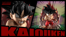 Load image into Gallery viewer, WCF Scale Kaiouken Son Goku - Dragon Ball Resin Statue - 7STARS Studios [Pre-Order] - FavorGK
