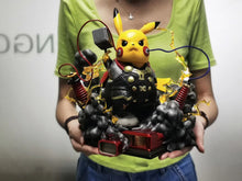 Load image into Gallery viewer, THOR Cosplay Pikachu - Pokemon Resin Statue - Creator Studios [Pre-Order] - FavorGK