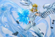 Load image into Gallery viewer, Cygnus Hyoga - Saint Seiya Resin Statue - Feathers Studios [Pre-Order] - FavorGK
