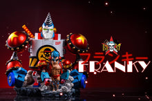 Load image into Gallery viewer, General FRANKY BF-38 - ONE PIECE Resin Statue - LeaGue Studios [Pre-Order] - FavorGK