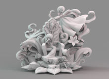 Load image into Gallery viewer, Throne Gardevoir - Pokemon Resin Statue - MFC Studios [Pre-Order] - FavorGK