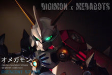 Load image into Gallery viewer, Royal Knights Omegamon - Digimon x Medabots Resin Statue - Crescent Studios [Pre-Order] - FavorGK