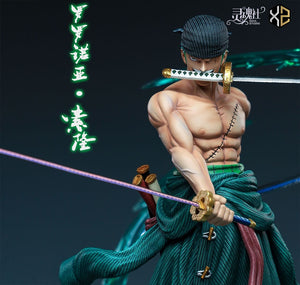 1/4 & 1/6 Scale Nine People Group Roronoa Zoro - ONE PIECE Resin Statue - Soul Studios [Pre-Order] - FavorGK