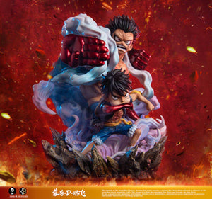 WCF Scale Monkey·D·Luffy - ONE PIECE Resin Statue - XS Studios [Pre-Order] - FavorGK