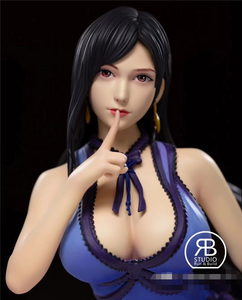 1/4 Scale Formal Dress Tifa Lockheart - (FF7) Final Fantasy VII Resin Statue - RB Studios [Pre-Order] - FavorGK