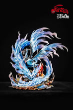 Load image into Gallery viewer, Mega Charizard X - Pokemon Resin Statue - Fantasy Studios [Pre-Order]