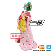 Load image into Gallery viewer, Wano Country Kozuki Hiyori - ONE PIECE Official Resin Statue - Ichibansho Figure x Bandai [Pre-Order]
