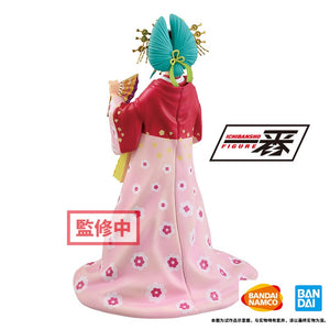 Wano Country Kozuki Hiyori - ONE PIECE Official Resin Statue - Ichibansho Figure x Bandai [Pre-Order]