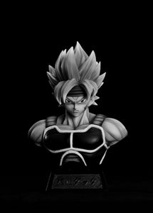 Bardock - Dragon Ball Resin Statue - XS Studios [Pre-Order]