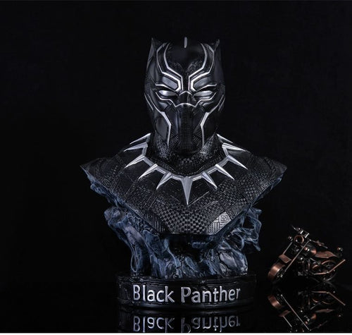 1/2 Scale Black Panther - Marvel Resin Statue - IRON Studios [Pre-Order]