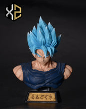 Load image into Gallery viewer, Super Saiyan God Son Goku - Dragon Ball Resin Statue - XS Studios [Pre-Order]