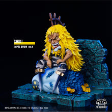 Load image into Gallery viewer, Shiki the Golden Lion - ONE PIECE Resin Statue - YZ Studios [Pre-Order]