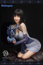 Load image into Gallery viewer, 1/10 Scale Sindragosa - World of Warcraft Resin Statue - Leviathan Studios [Pre-Order]