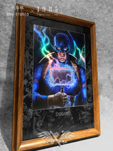 Load image into Gallery viewer, Decorative Paint of Thor, Iron Man & Captain America - DC - BBD Studio [Pre-Order]