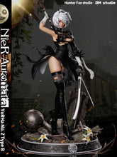 Load image into Gallery viewer, 1/4 & 1/6 Scale YoRHa No.2 Type-B - NieR:Automata Resin Statue - Hunter Fan Studios [Pre-Order]