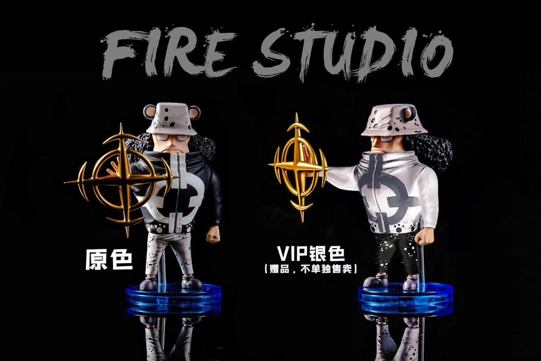 Machine Bartholemew Kuma Set (3 Sets) - ONE PIECE Resin Statue - Fire Studios [Pre-Order]