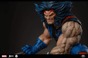 Age of Apocalypse: X-Men Wolverine - DC Official Resin Statue - IKS Studios [Pre-Order]