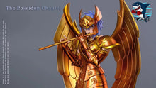 Load image into Gallery viewer, 1/6 Scale Solent/ Siren Sorrento - Saint Seiya Resin Statue - F-Shark Studios [Pre-Order]