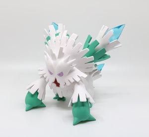 1/20 Scale World Mega Abomasnow - Pokemon Resin Statue - YeYu Studios [Pre-Order]
