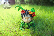 Load image into Gallery viewer, SD Scale Monkey D. Luffy Hiding in Grass - ONE PIECE Resin Statue - Emoji Studios [Pre-Order]