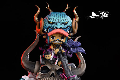 Kaido Cosplay Tony Tony Chopper - ONE PIECE Resin Statue - WuJi Studios [Pre-Order]