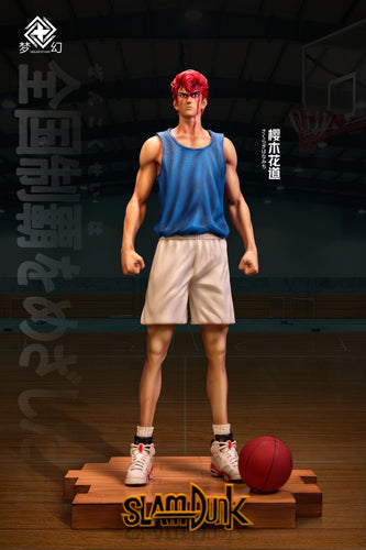 1/5 Scale Sakuragi Hanamichi - SLAM DUNK Resin Statue - Dream Studios [Pre-Order]