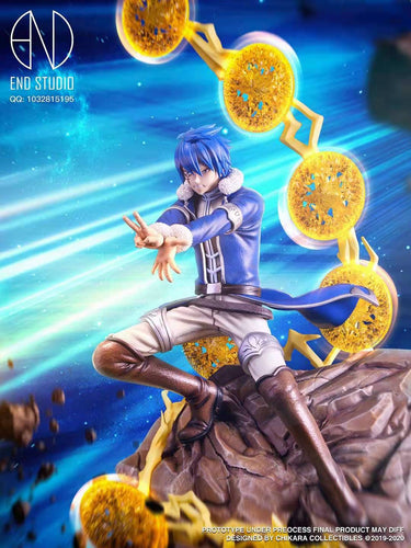 1/6 Scale Jellal Fernandes with LED - Fairy Tail Resin Statue - END Studios [Pre-Order]
