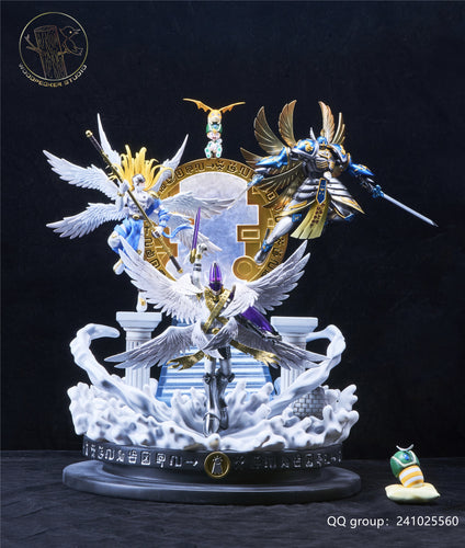 The Hope of Takeru - Digimon Resin Statue - Woodpecker Studios [Pre-Order]
