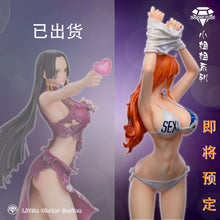 Load image into Gallery viewer, 1/6 Scale Swimsuit Nami - ONE PIECE Resin Statue - Diamond Studios [Pre-Order]