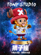 Load image into Gallery viewer, 1/6 Scale Leo & Sagittarius Cosplay Tony Tony Chopper - ONE PIECE Resin Statue - Tony Studios [Pre-order]