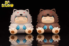Load image into Gallery viewer, 1/20 Scale Wolf Cosplay Snorlax - Pokemon Resin Statue - SP Studios [Pre-Order] - FavorGK