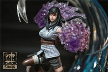 Load image into Gallery viewer, 1/7 Scale Hyūga Hinata - Naruto Resin Statue - SHENWU Studios [In Stock] - FavorGK