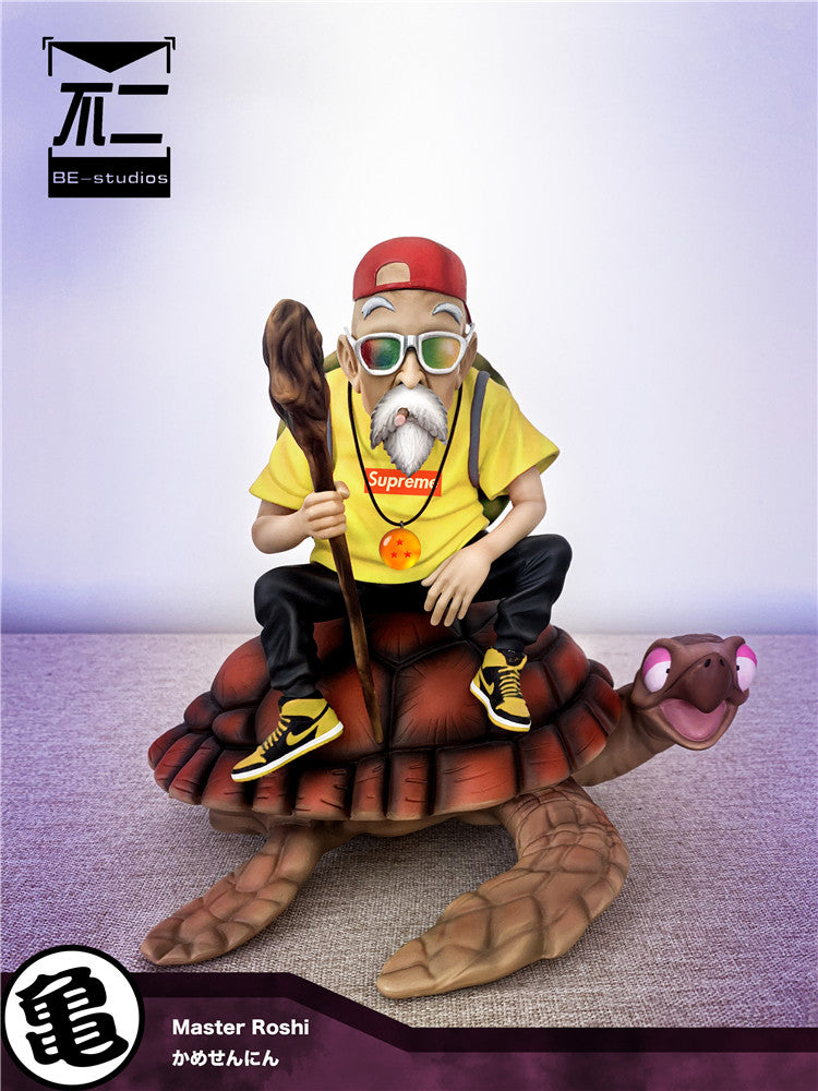 Sitting Master Roshi - Dragon ball resin Statue - BE Studios [Pre-Order]