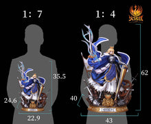 Load image into Gallery viewer, 1/4 & 1/7 Scale Altria Pendragon  Saber - Fate/Zero Resin Statue - Fire Phenix Studios [Pre-Order]